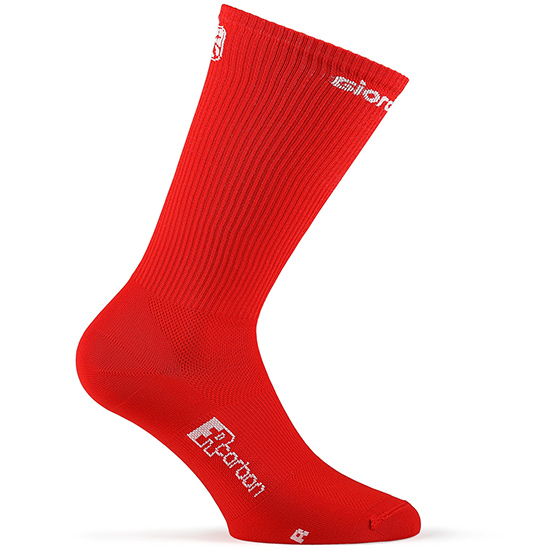 Calze Giordana FR-C Pro Solid - Rosso
