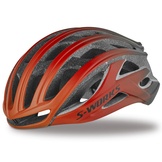 Casco Specialized Prevail II - Rosso