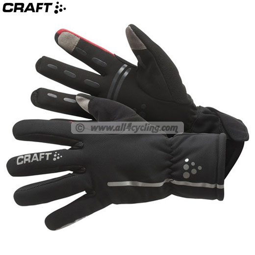 Guanti Craft Siberian - Nero