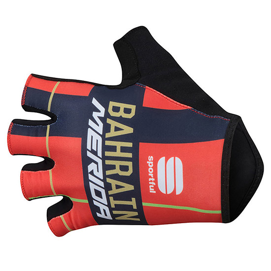 Guanti Race Team Bahrain Merida 2019