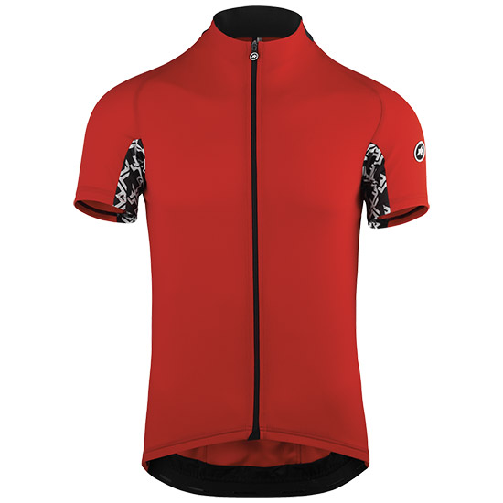 Maglia Assos Mille GT - Rosso