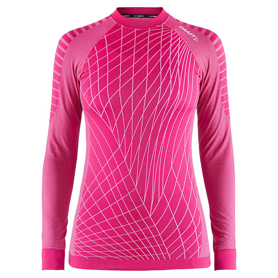 Maglia Intima ML Craft Active Intensity - Rosa