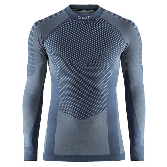 Maglia intima maniche lunghe Craft Active Intensity - Blu