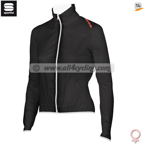 Mantellina Sportful Hot Pack W Jacket -Nero-