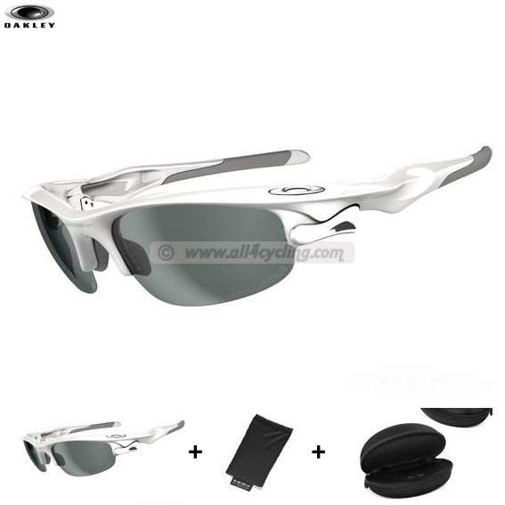 Occhiali Oakley Fast Jacket - Transitions clear