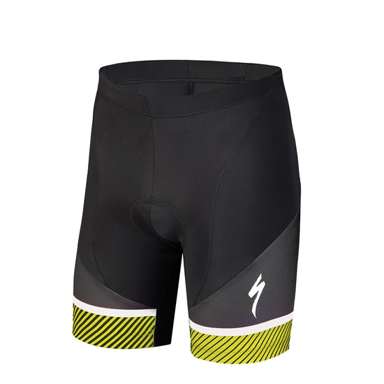 Pantaloncini Specialized Rbx Comp Logo - Giallo