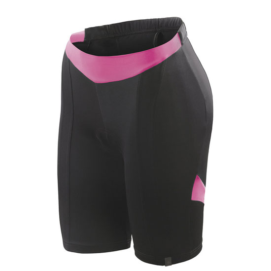 Pantaloncini Specialized RBX Sport 2017 - Nero Rosa Fluo