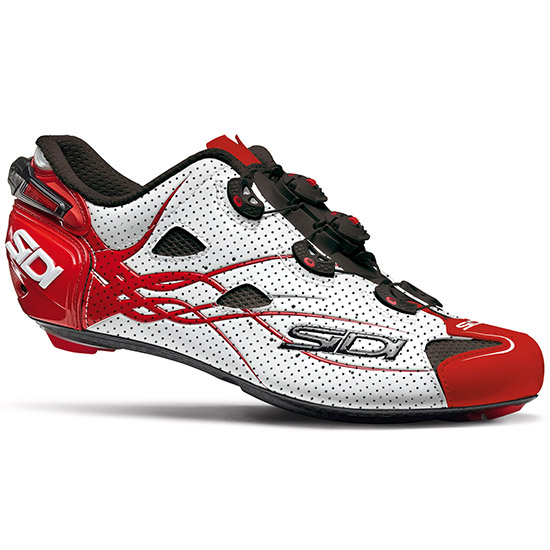 Scarpe Sidi Shot Air Limited Edition - Bahrain Merida 2019