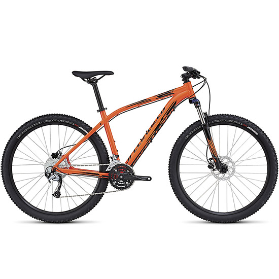 Specialized Pitch Sport 650B - Arancione Nero