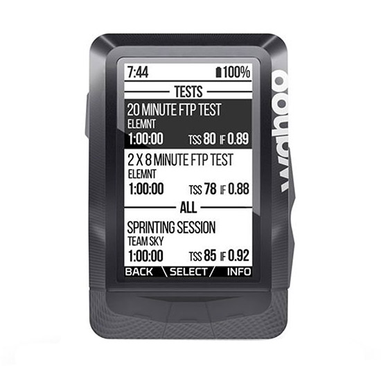 Wahoo ELEMNT Bundle - Nero